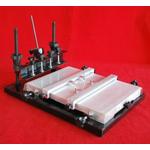 小型双面丝印机/手动印刷台S32D
