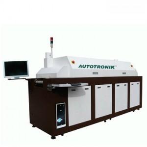 五温区无铅通道回流焊SR1030C 智能软件控制